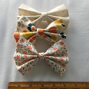 Other - Fall Inspired Girls Hair Bows